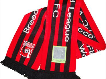 football rugby scarves arena scarves