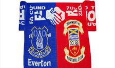 Football/Rugby Scarves
